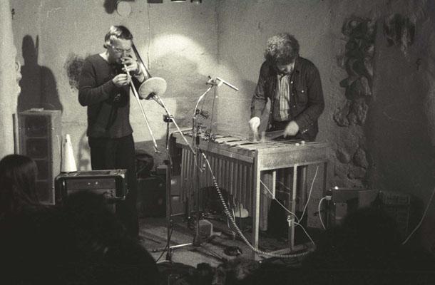 1975-jazzkeller-radu malfatti-werner pirchner