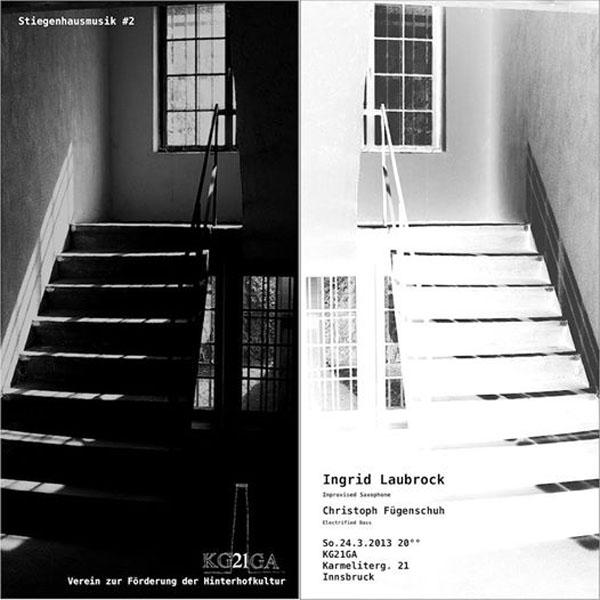 Stiegenhausmusik #02 - Flyer