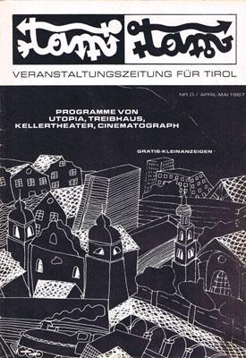 Tam Tam Nr. 0 - April 1987