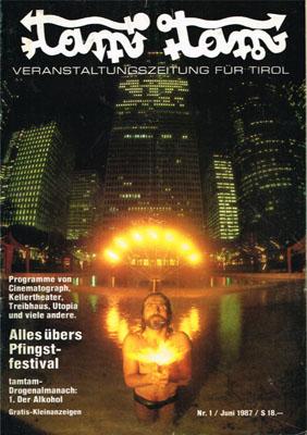 Tam Tam Nr. 1 - Juni 1987