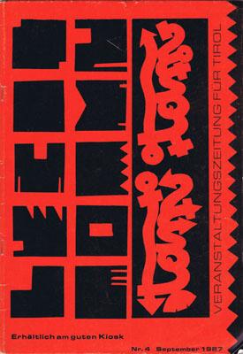 Tam Tam Nr. 4 - September 1987