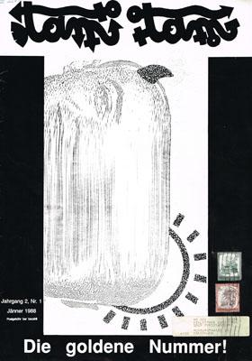 Tam Tam Nr. 1 - Januar 1988