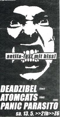 2000-05-13_z6_grauzone_deadzibel_atomcats_panic parasito