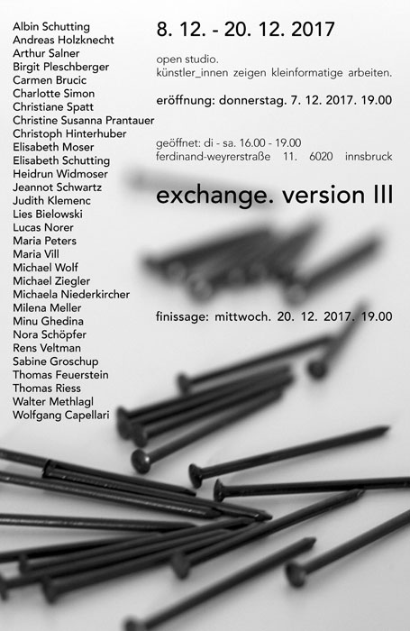 exchange. version III