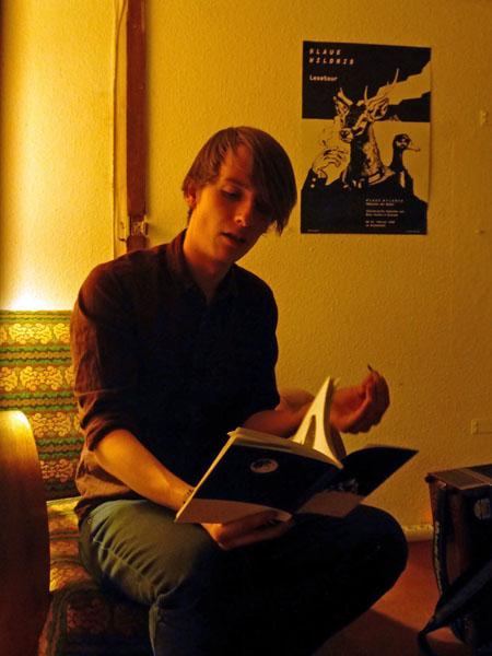 Nico Feiden Lesung