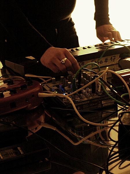 Stiegenhausmusik #08 - cool killer - Rene Nudescher
