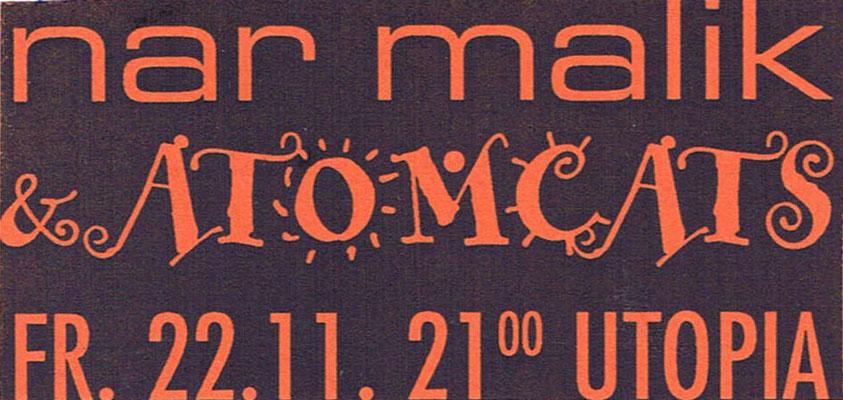 1996-11-22_utopia_nar malik_atomcats