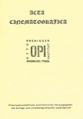 1974-01-01-acta cinematographica