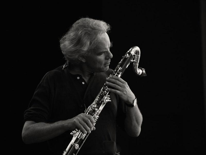Stiegenhausmusik #39 - Michael Riessler