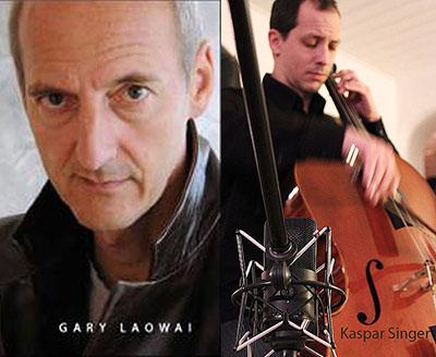 GaryLaowai (A) & Kaspar Singer (CH)