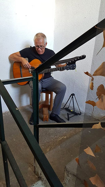 Stiegenhausmusik #42 - Gunter Schneider
