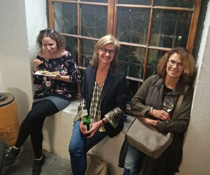 Stiegenhausmusik #42 - Gäste