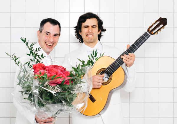 "Christoph & Lollo - ""Mitten ins Hirn""; 2018 Kazuyoshi Records/Hoanzl"