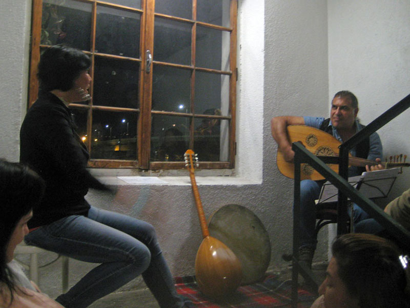 Stiegenhausmusik #44 - Julia Rhomberg - Hassan Berzenci