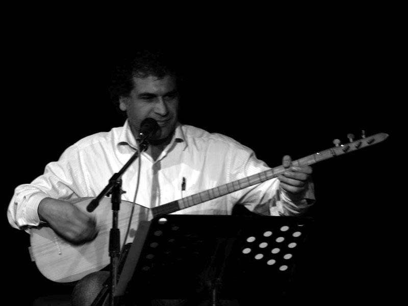 Stiegenhausmusik #44 - Hassan Berzenci Pressefoto