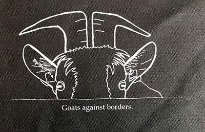 goats border
