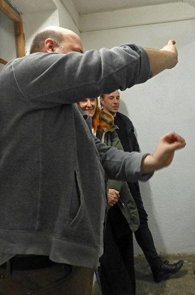 Stiegenhausmusik #47 - samu gryllus