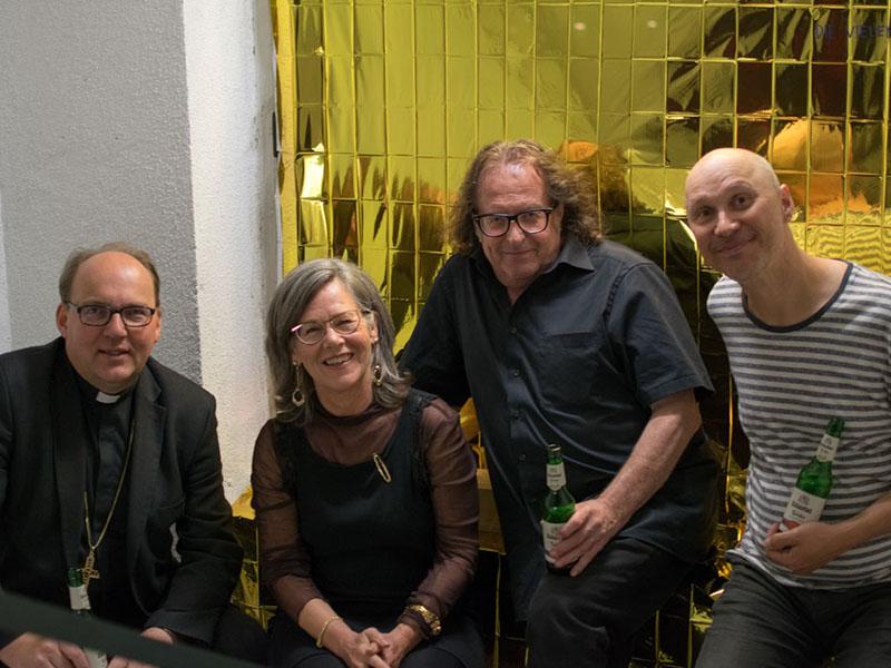 Hermann Glettler, Daniela Maria Span, Peter Warum, Bertl Mütter