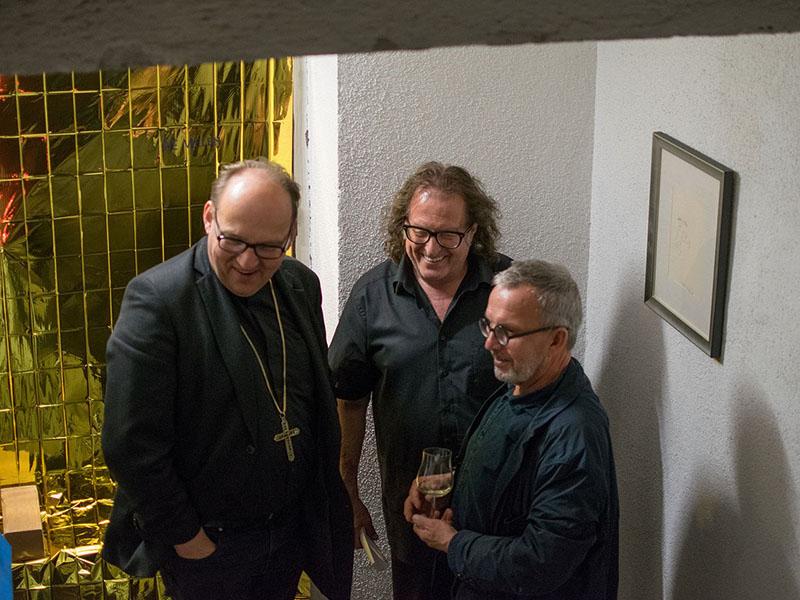 Hermann Glettler, Peter Warum, Manfred Gsottbauer