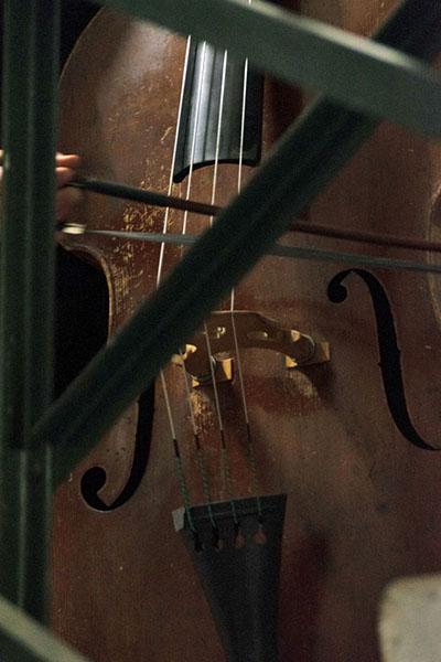 [Stiegenhausmusik] #59_Kontrabass