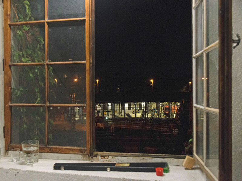 [Stiegenhausmusik] Fenster