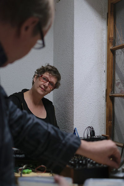 [STIEGENHAUSMUSIK] #60 - Renate Pitroff_Christoph Theiler