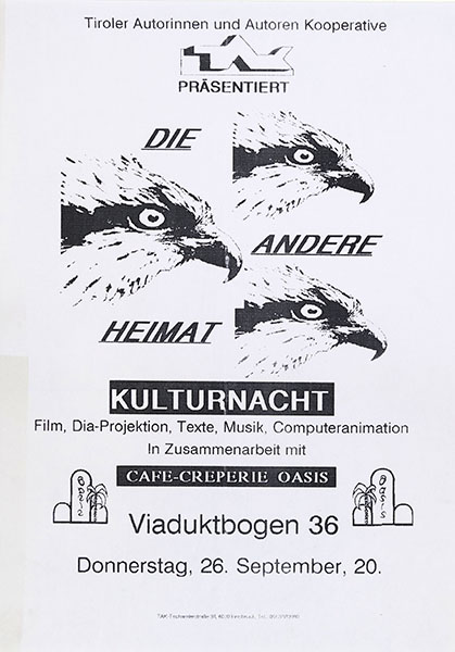 tak_1991-09-26_cafe oasis_tak kulturnacht