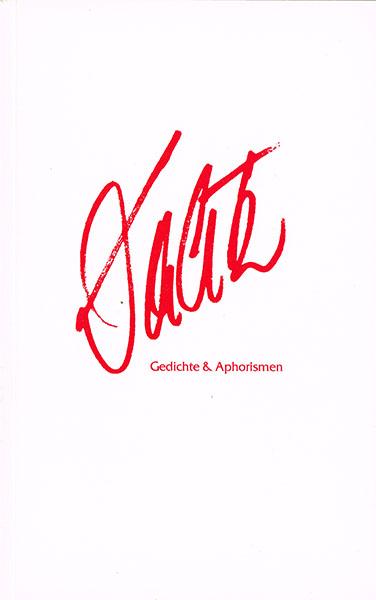tak_2001_Herb Dalik_Gedichte und Aphorismen