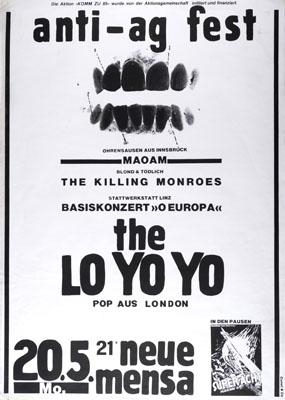 1985-05-20_komm_maom_killing monroes_lo yo yo