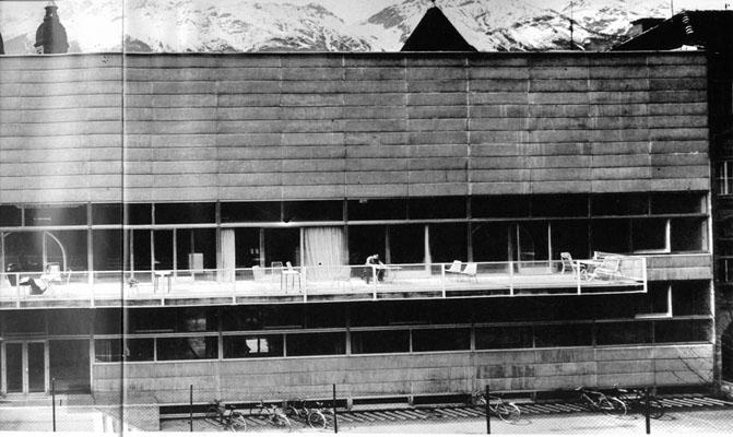 Kennedyhaus - Aussenansicht 1