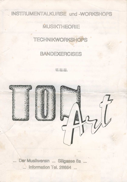 Tonart Info 1