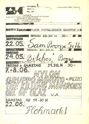aktprogramm 05-1985