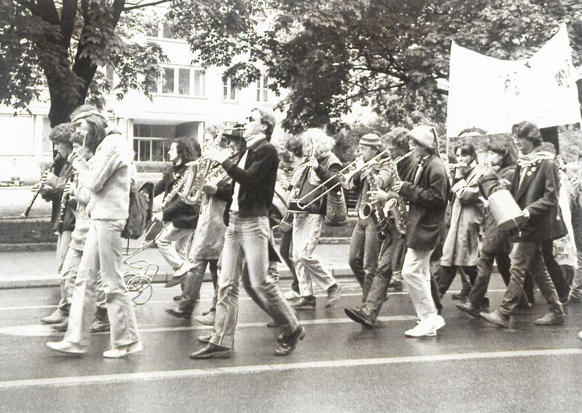 komm - innsbrucker improvisations kollektiv - 1981