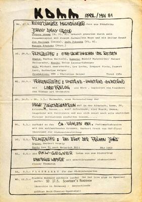 komm programm 1981-04-27