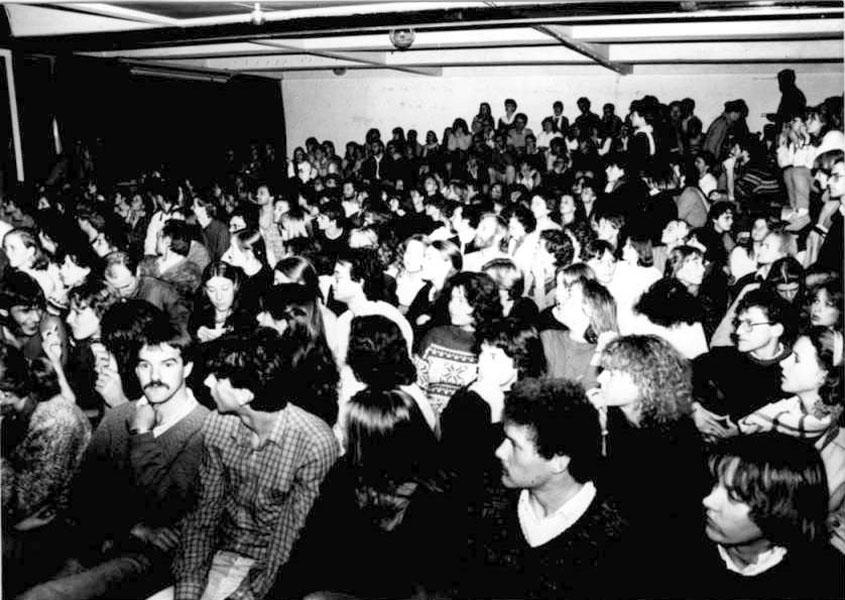 komm - lesung erich fried - 1984-10-23