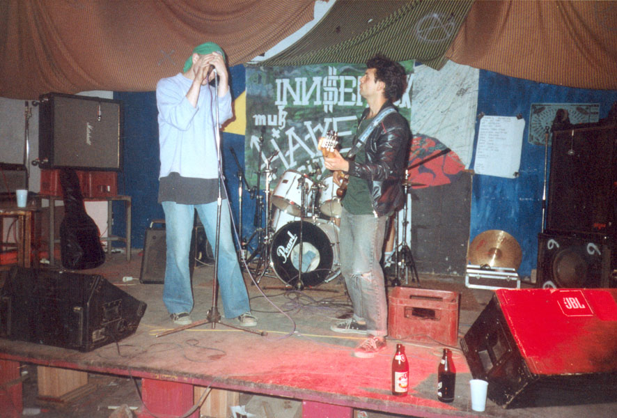 haven jamming - 1992 - otto horvath, markus lindner