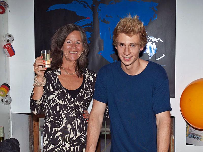 Daniela M. Span & Ilja Posch, the Bartender