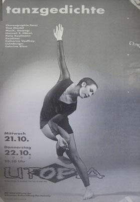 utopiaplakat - 1992-10-21 - tanzgedichte