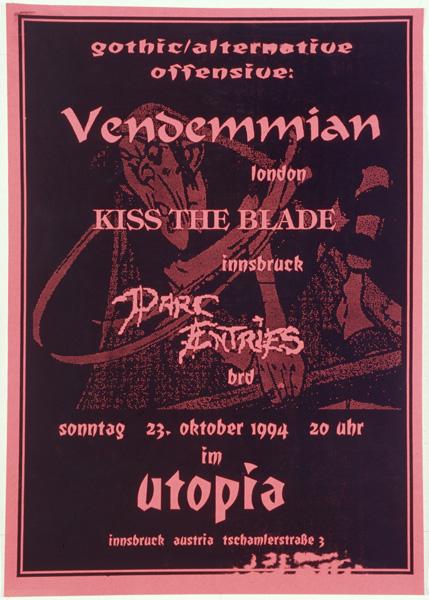 utopiaplakat - 1994-10-23 - vendemmian