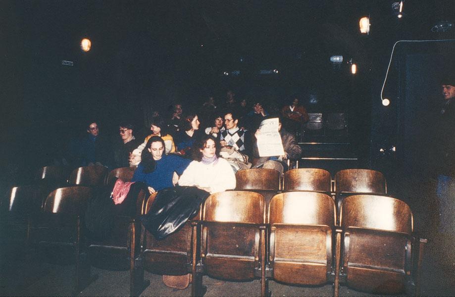 CINEMATOGRAPH Schöpfstrasse 1982