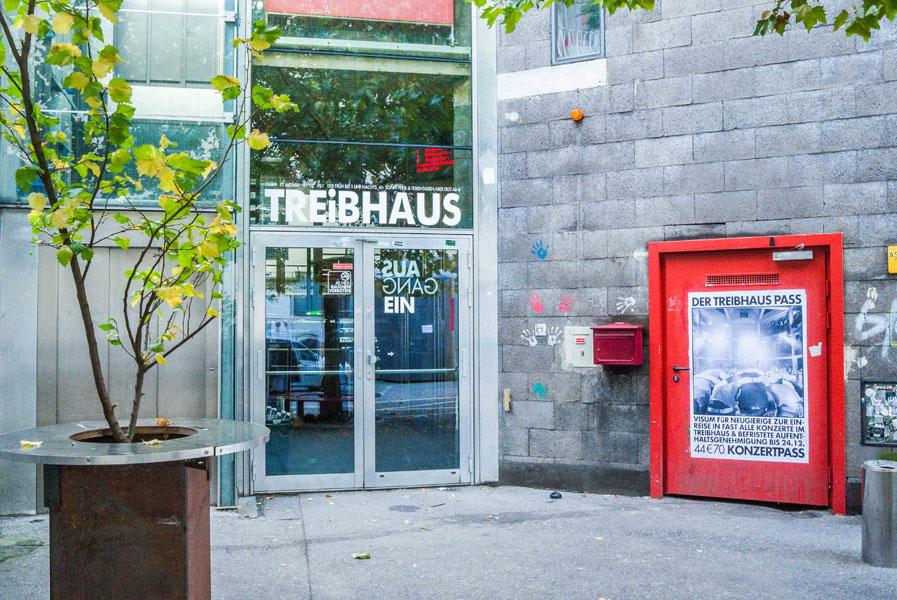 Treibhaus 2015