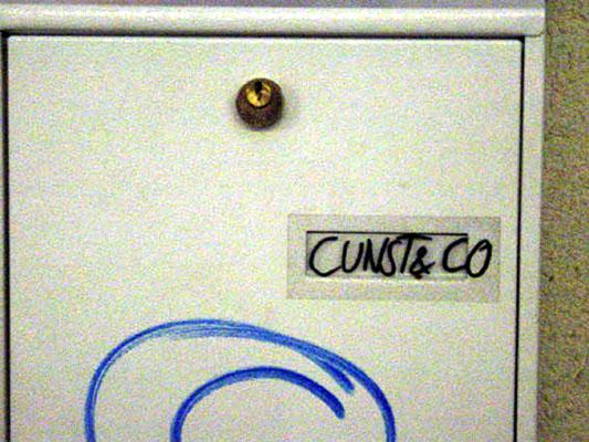 cunst&co postkasten