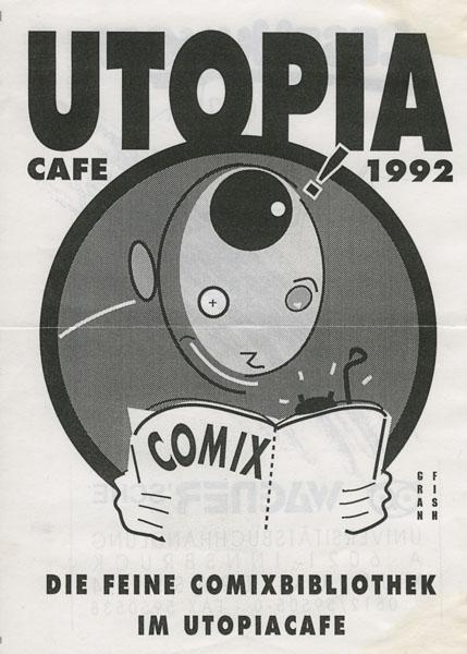 utopiaplakat - 1992 - comixbibliothek