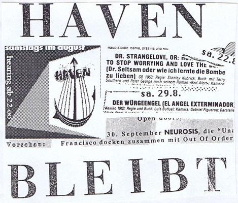 1992-08-22_haven_filmprogramm