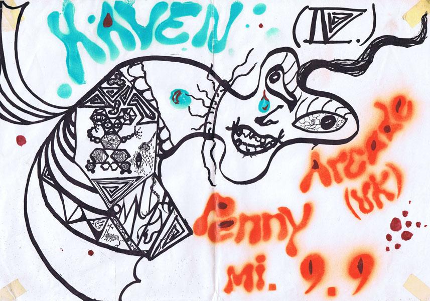 1992-09-09_haven_penny arcade