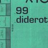 der diderot 1998 - 2000