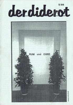 der diderot 1998 - 03