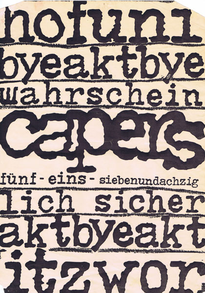 1987-01-05 - akt - capers (leztes konzert vor der schliessung)