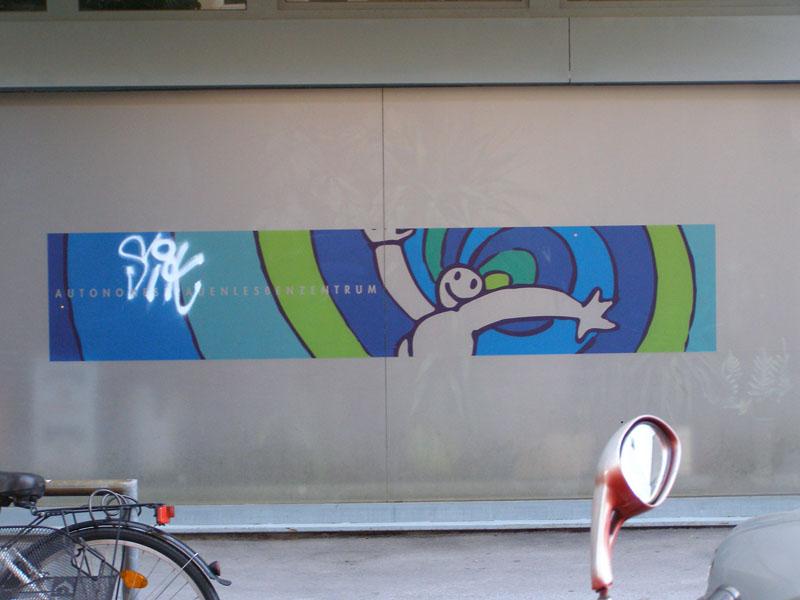 aflz - graffitti