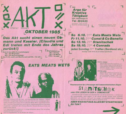 aktprogramm 8-1985